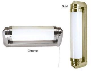 Savoy light nikkel/chrome
